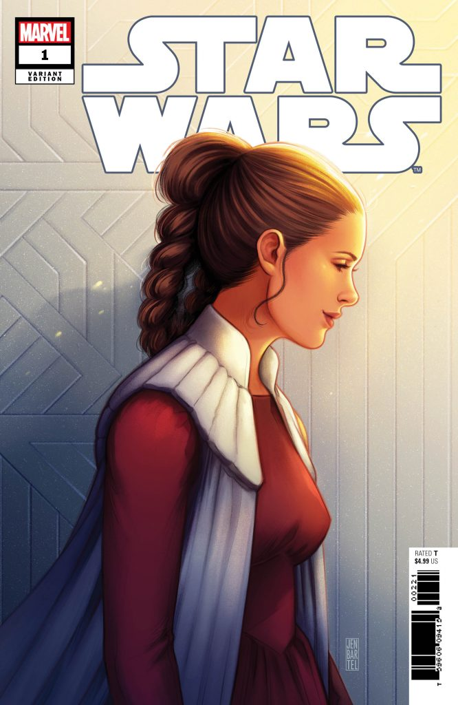 EXCLUSIVE Marvel First Look: Star Wars #1 variant covers