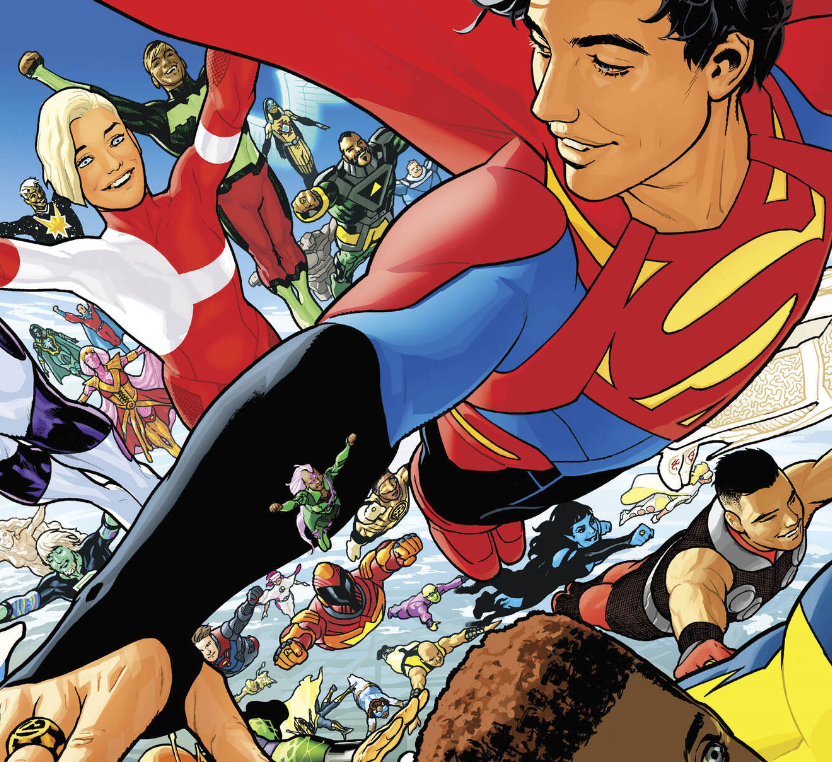 Legion of Super-Heroes #1 Review: There is a Future