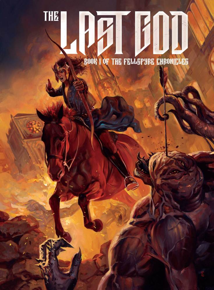 The Last God #2 Review