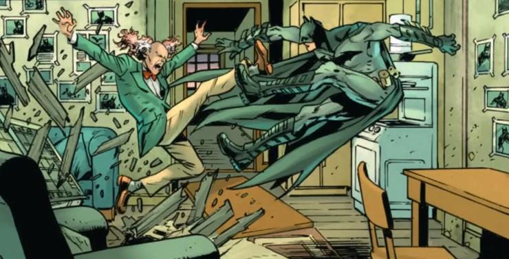 The Batman's Grave #2 review