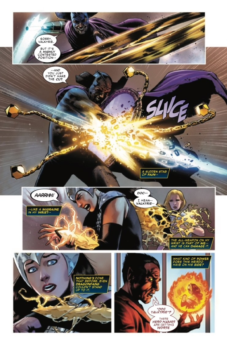 Marvel Preview: Valkyrie: Jane Foster #5
