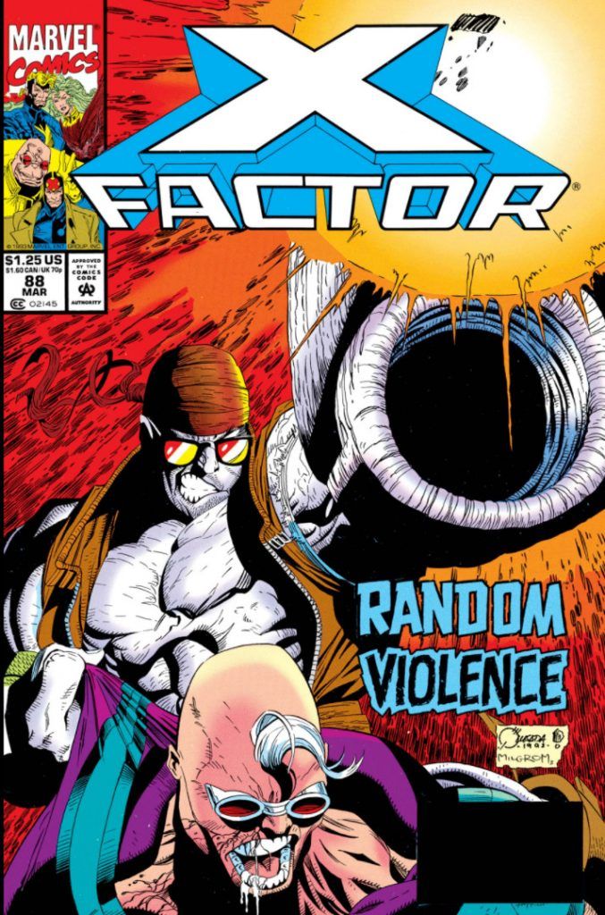 X-Factor Epic Collection: X-Aminations review