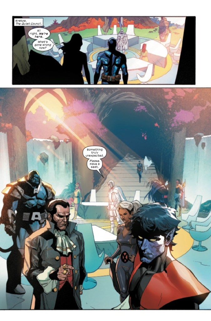 Marvel Preview: X-Men #3