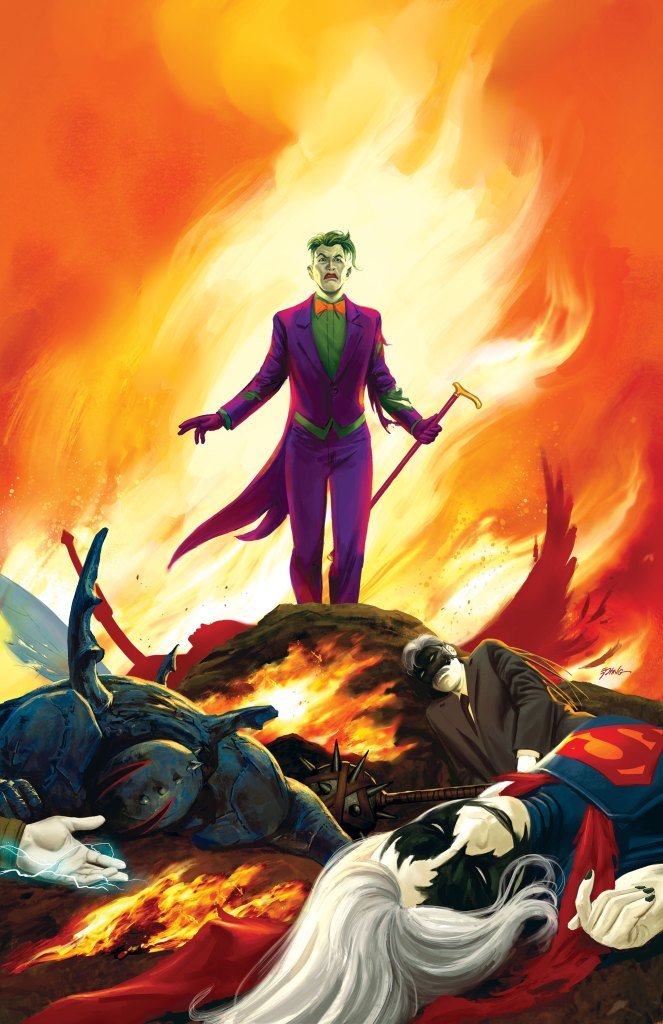 DC Preview: Year of the Villain: Hell Arisen #1