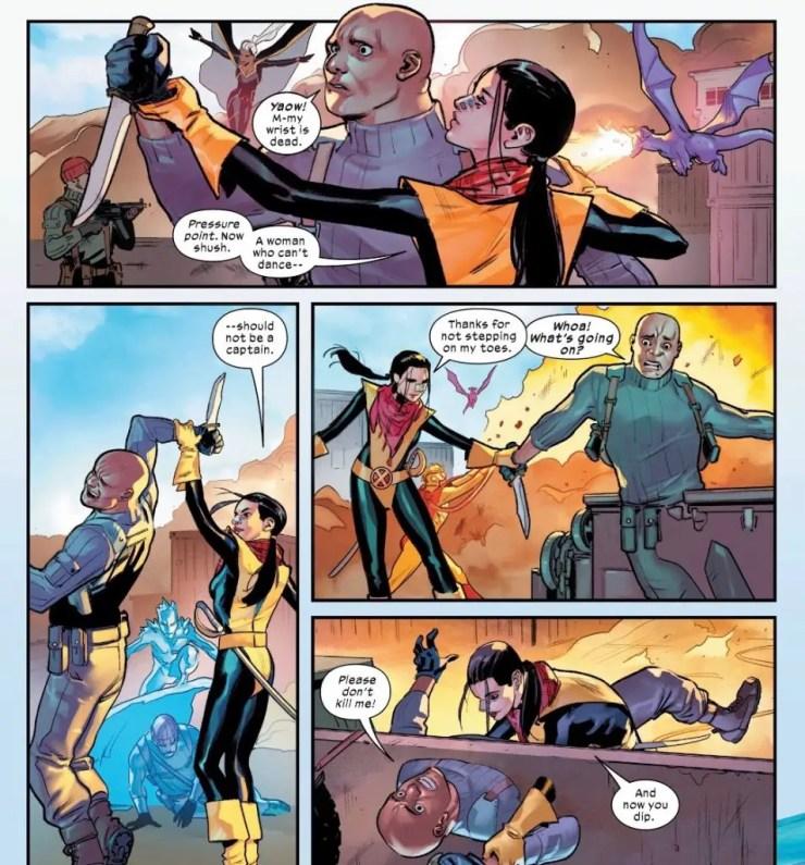 X-Men Monday #37 - Creator Spotlight: Marauders' Gerry Duggan