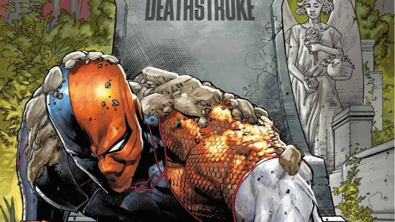 Deathstroke #49 Review