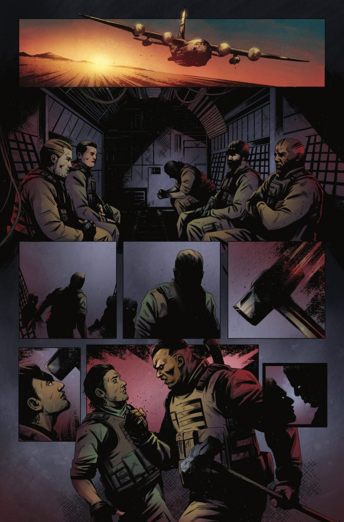 AfterShock Comics First Look: Godkillers #1