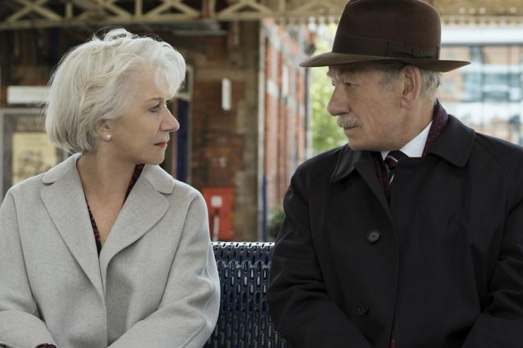 The Good Liar Review: Mirren and McKellen shine in this slick thriller