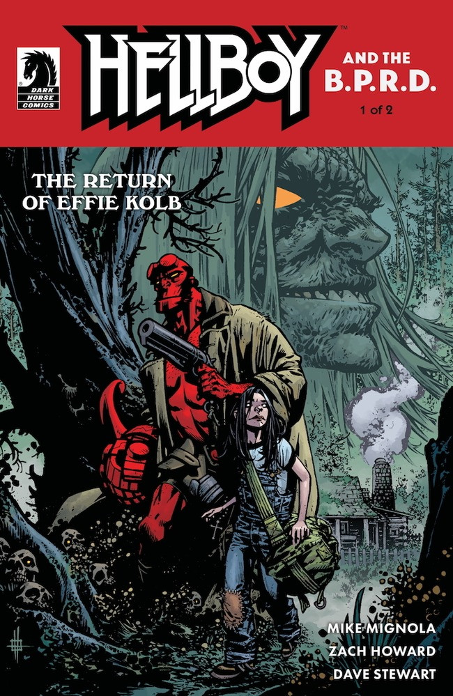Dark Horse announces sequel to 'The Crooked Man,' Hellboy and the B.P.R.D.: The Return of Effie Kolb