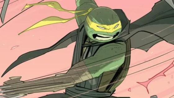 IDW announces Teenage Mutant Ninja Turtles: Jennika mini-series