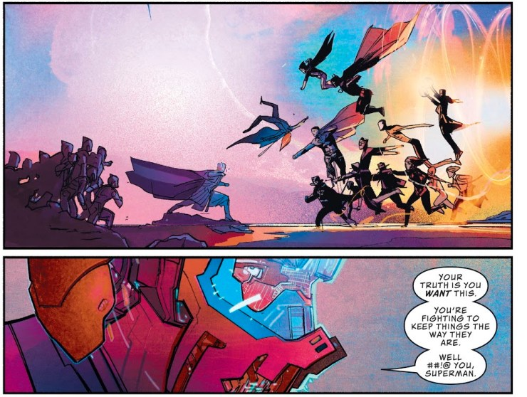 Who is Leviathan? Everything we know from 'Event Leviathan' #6, 'Doomsday Clock' and more