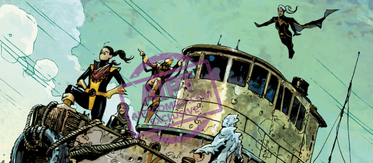 X-Men Monday #34 - Gerry Duggan answers your Marauders questions