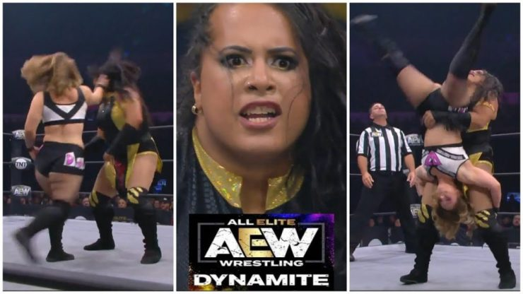 AEW needs to give more time to its women's division