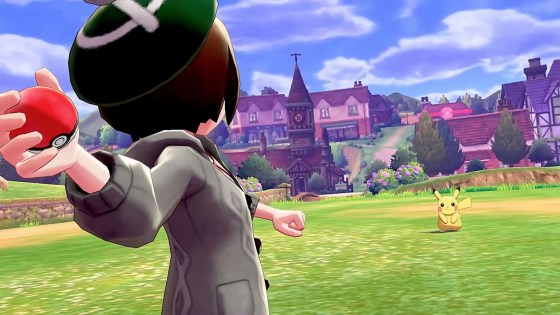 Hitting the road: early thoughts on 'Pokemon: Sword and Shield'