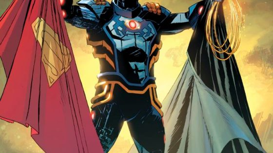 A much darker take on Blue Beetle should delight long-time DC fans.