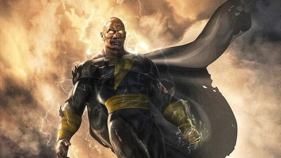 Dwayne Johnson confirms Justice Society of America for 'Black Adam'