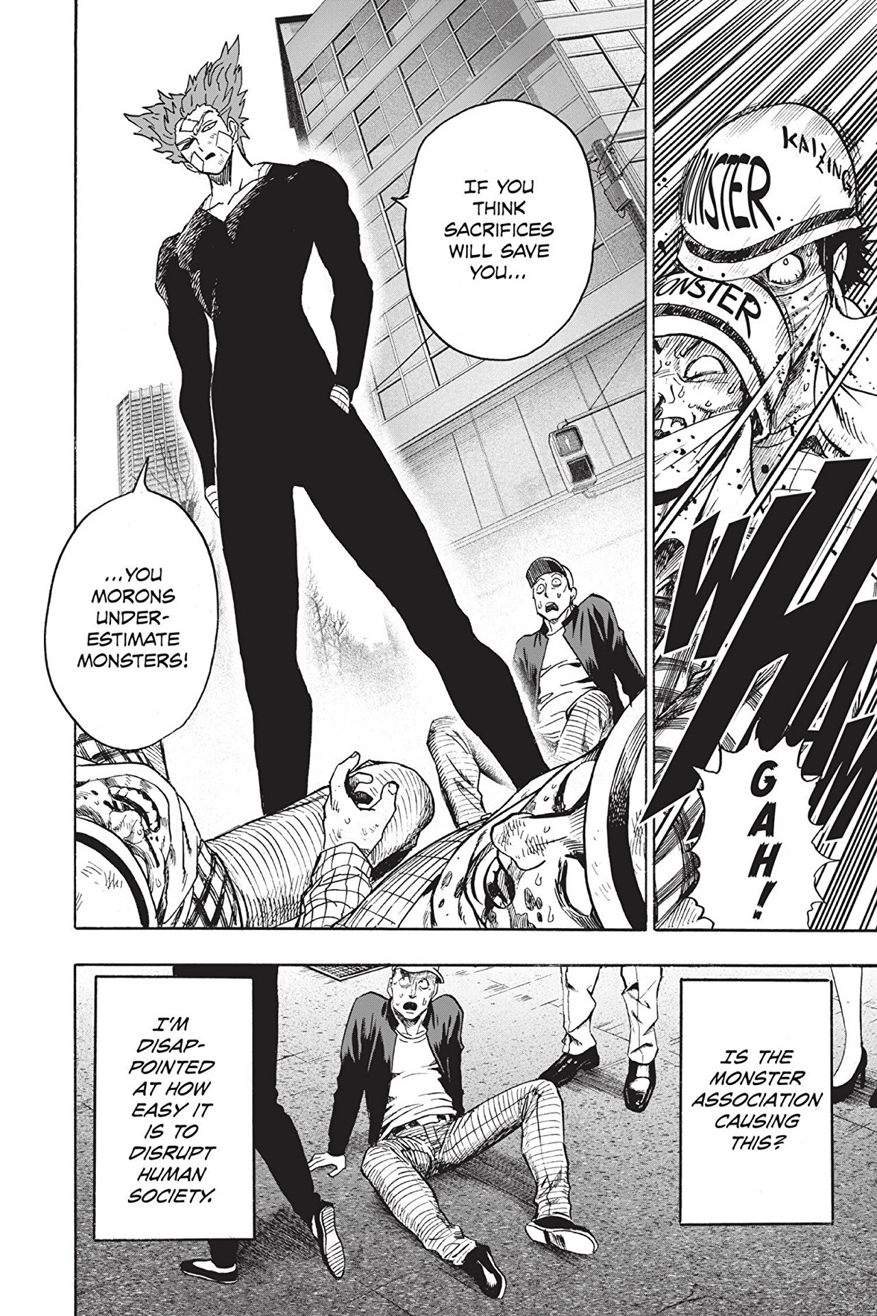 One-Punch Man, Vol. 18 Review