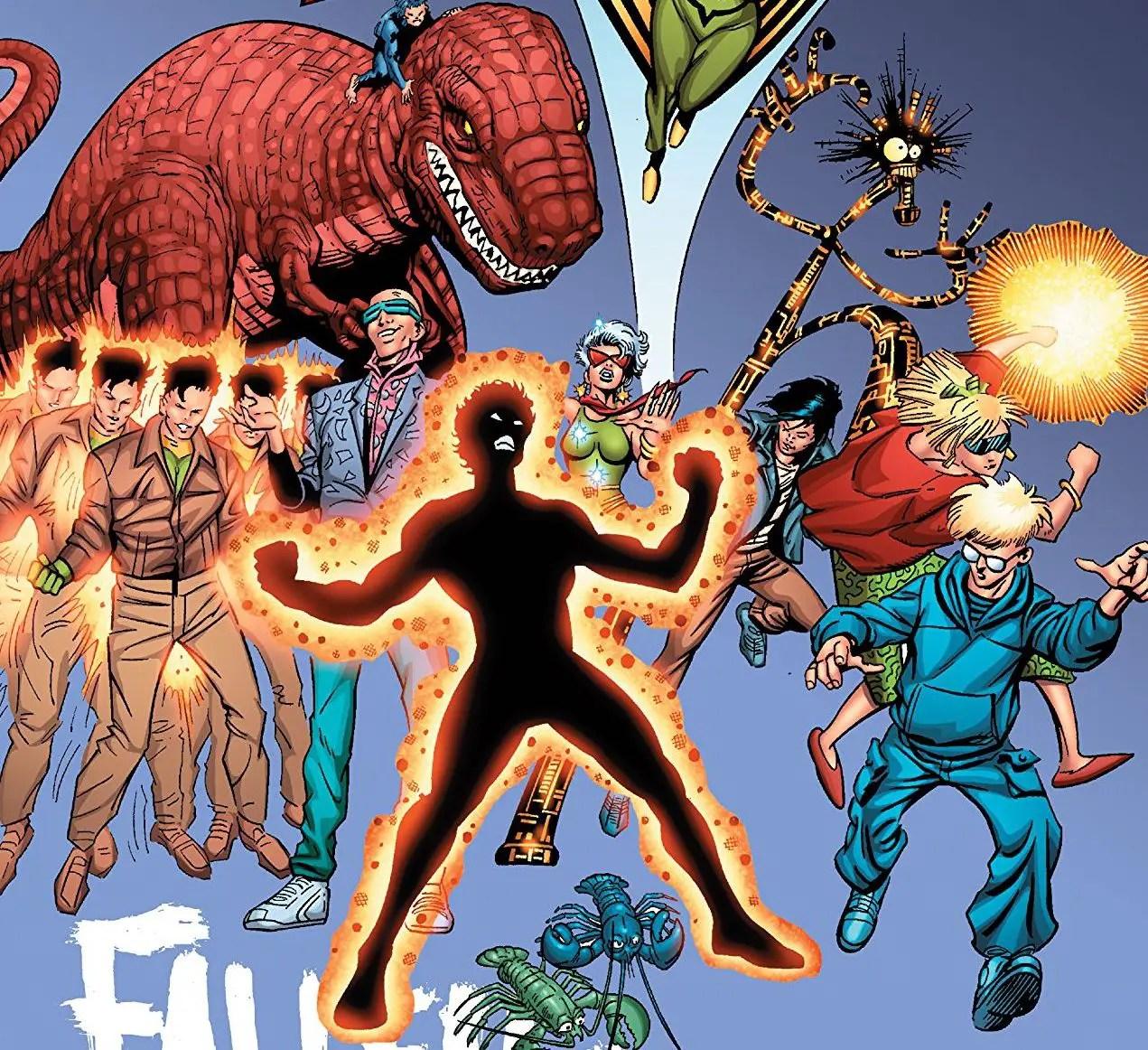 'X-Men: Fallen Angels' TPB review: an overlooked highlight of the New Mutants