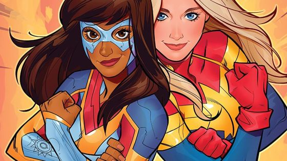 Ms. Marvel Team-Up TPB Review
