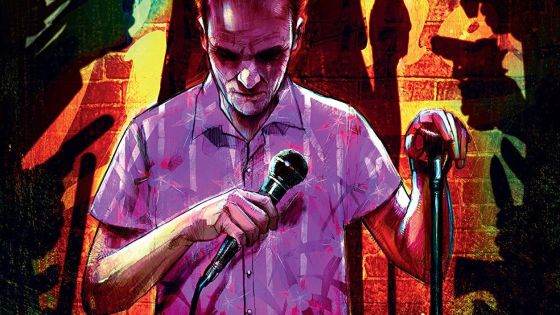 Trying to get anywhere in life is hard enough without someone stealing your material. So what happens when a stand up comic finds out another comedian is getting recognition and fame off his material? It's the beginning of a whodunnit murder mystery orchestrated by writer Joe Hill and illustrator/writer Martin Simmonds with some amazing colors provided by Dee Cunniffe. Enter to the exciting life of Syd Homes, ex-policeman, stand up comedian, and possible murderer? Your guess is as good as mine.