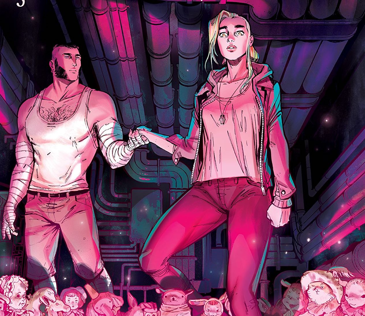 Nomen Omen #3 review: Abracadabra! Now you have a deeply human story