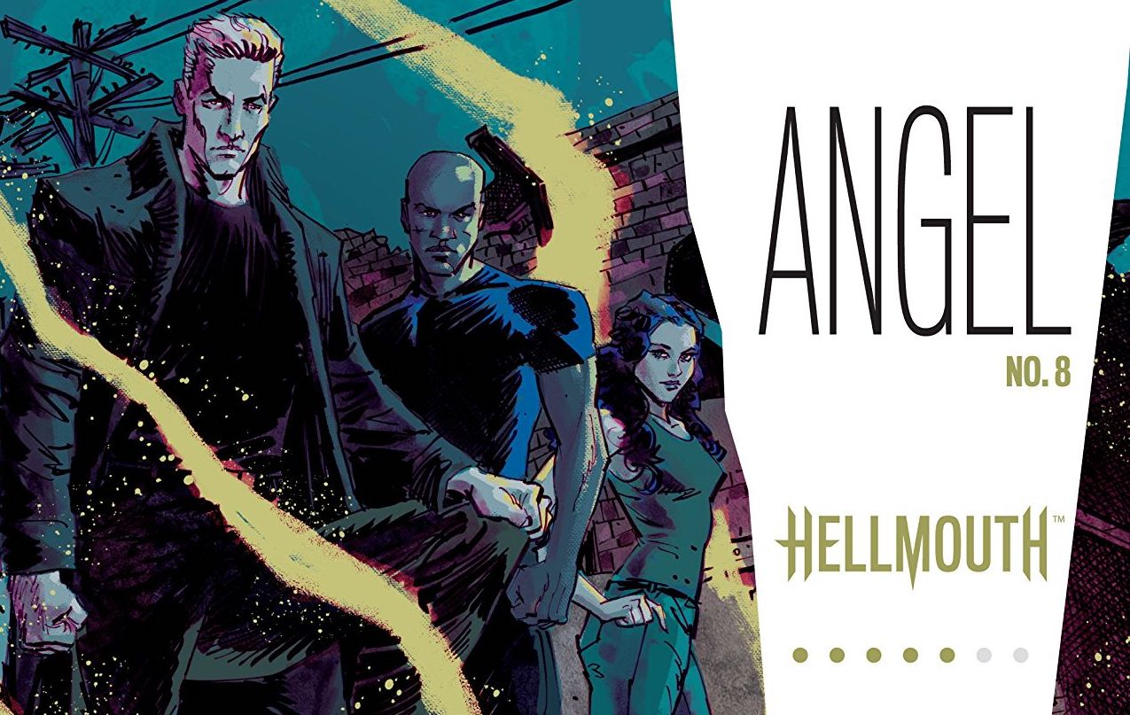 Angel #8 Review