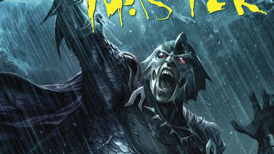 Year of the Villain: Ocean Master #1 Review
