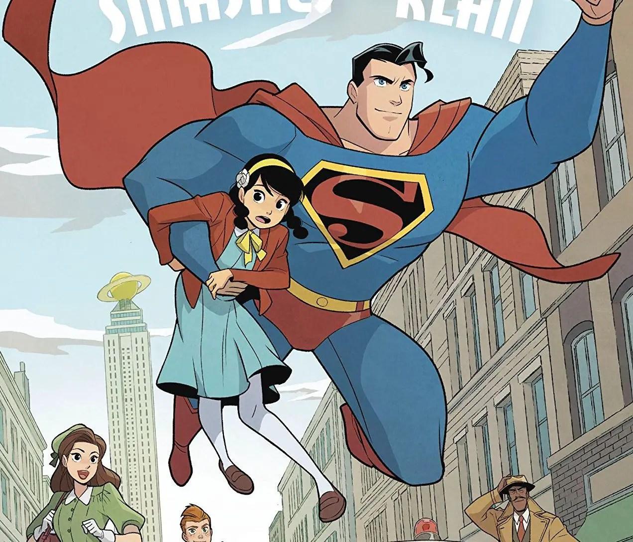 Superman Smashes the Klan #2 review: identity crisis