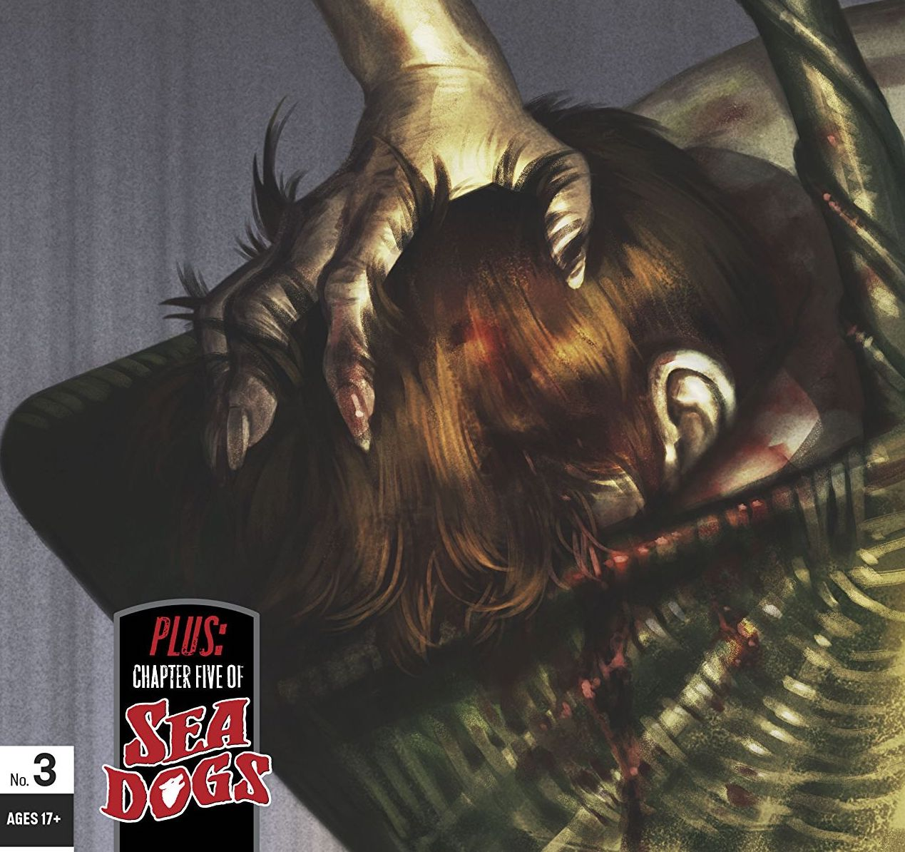 Basketful of Heads #3 Review