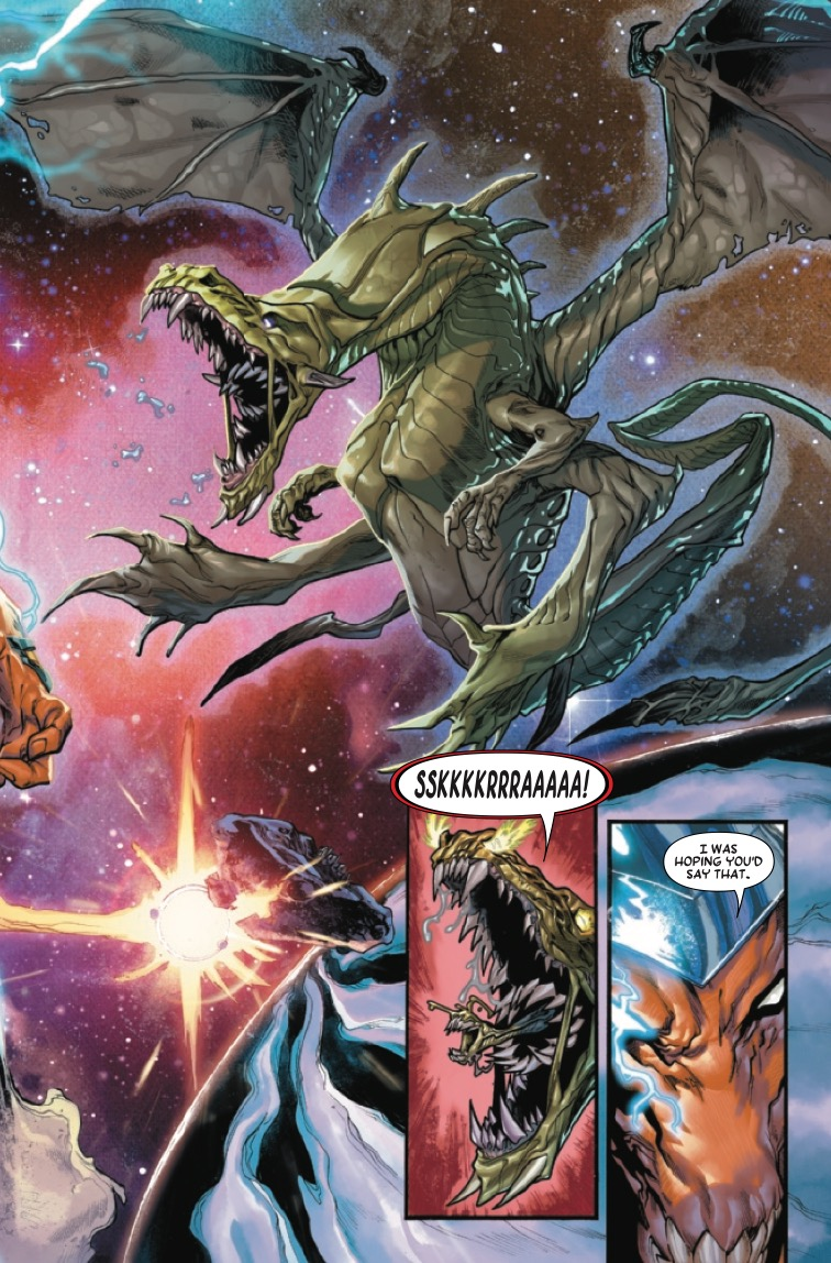 Annihilation: Scourge – Beta Ray Bill #1 Review