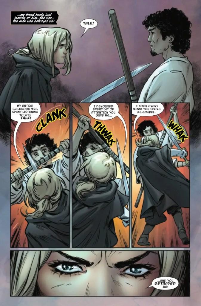 Marvel Preview: Age of Conan: Valeria #5