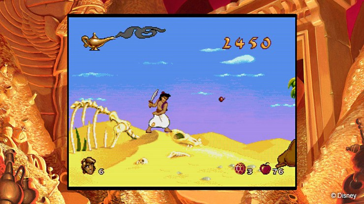Disney Classic Games: Aladdin and The Lion King Nintendo Switch review
