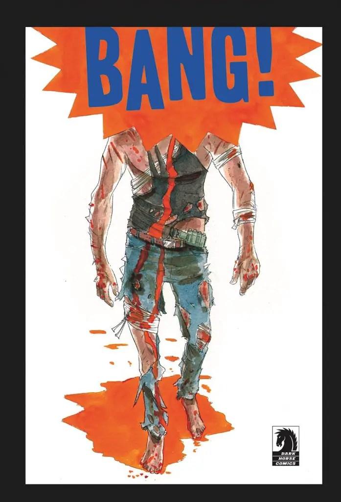EXCLUSIVE Dark Horse solicitation: Bang! #2