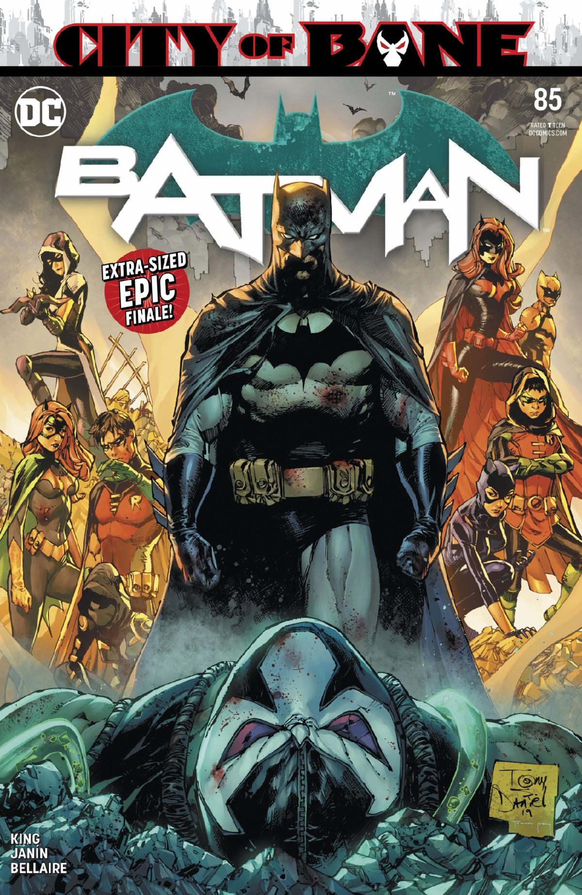 Batman #85 review: an ending and a beginning
