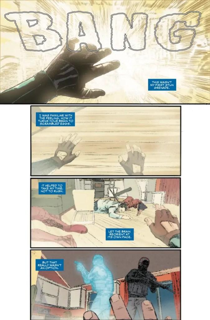 Marvel Preview: Captain America #17