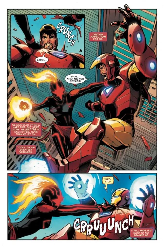 Marvel Preview: Captain Marvel #13