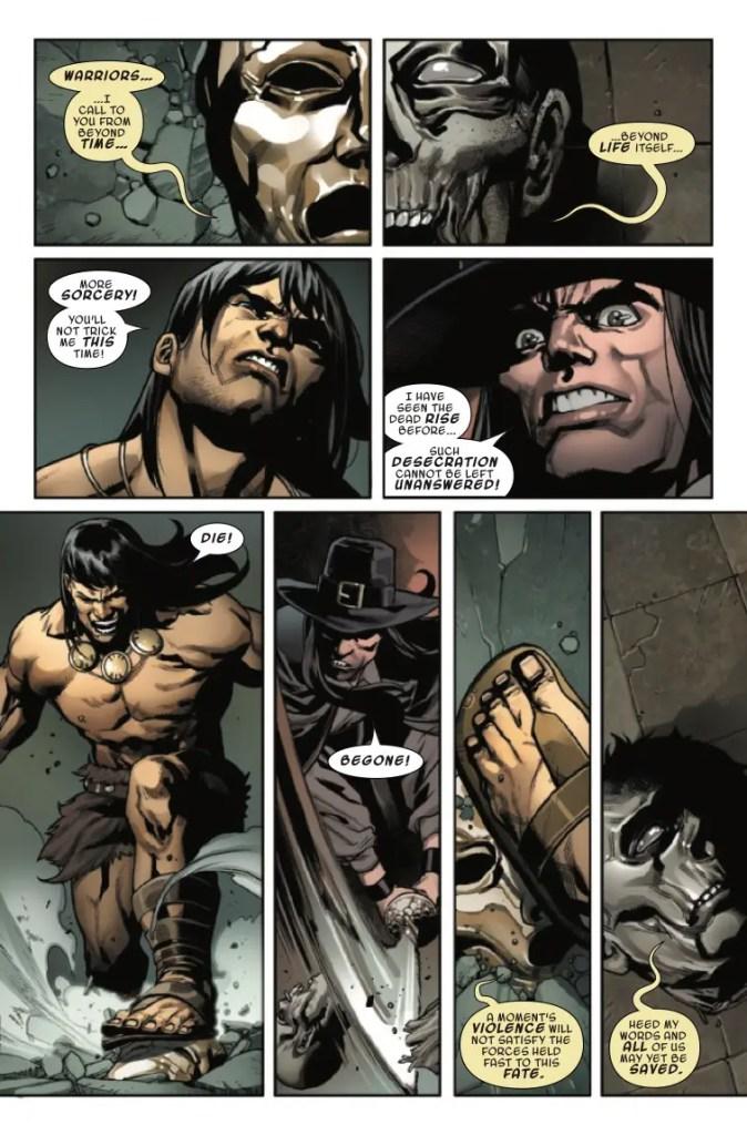 Marvel Preview: Conan: Serpent War #2