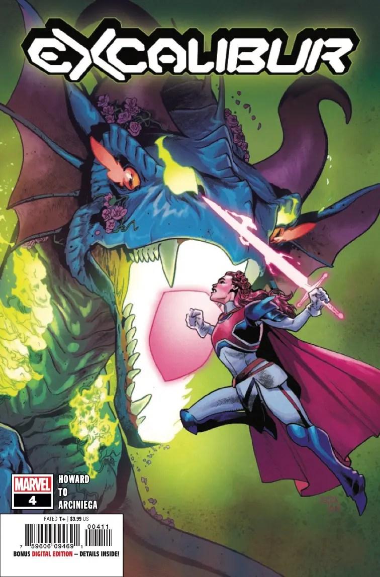 Excalibur #4 Review