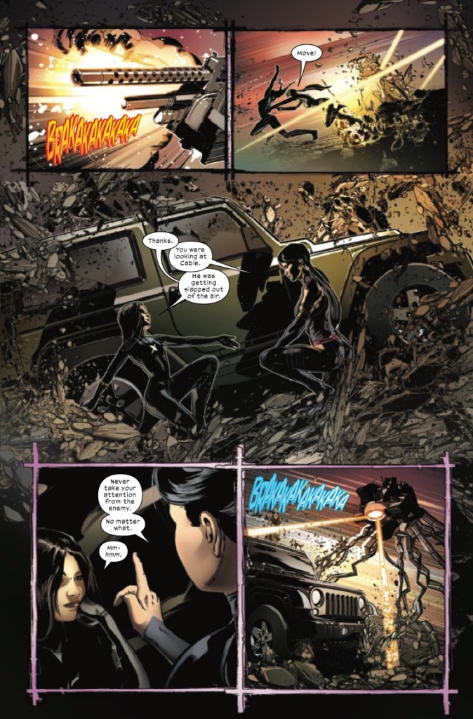 Marvel Preview: Fallen Angels #3