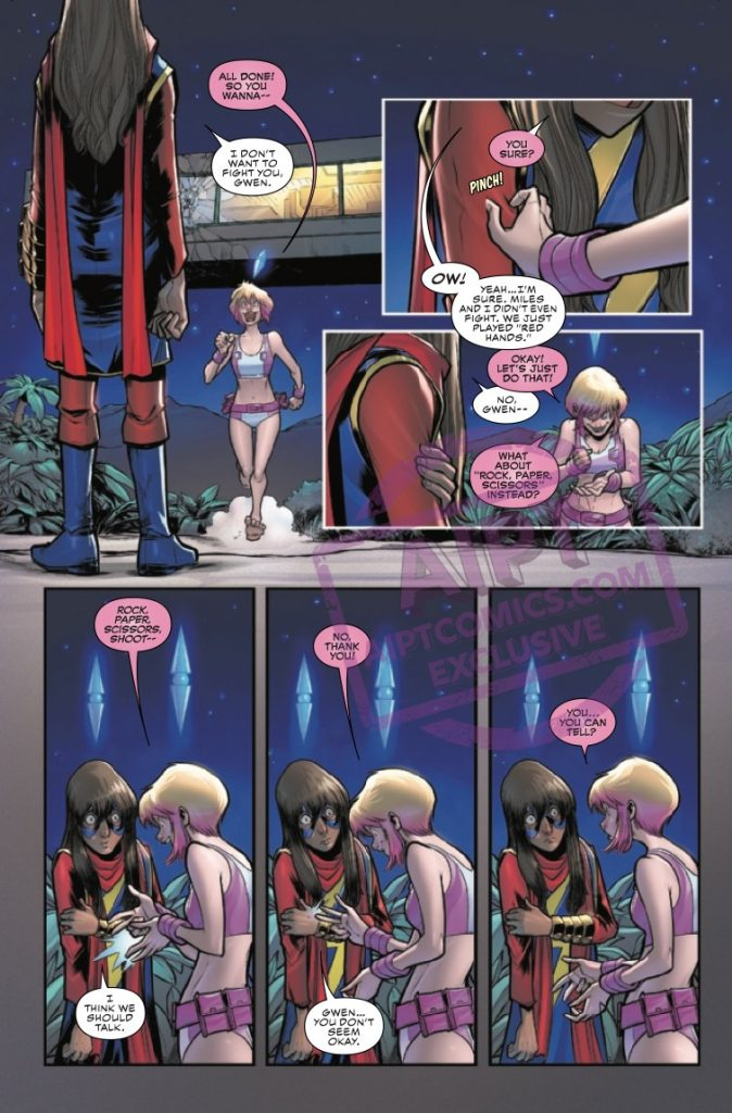 Gwenpool Strikes Back! #5 Review