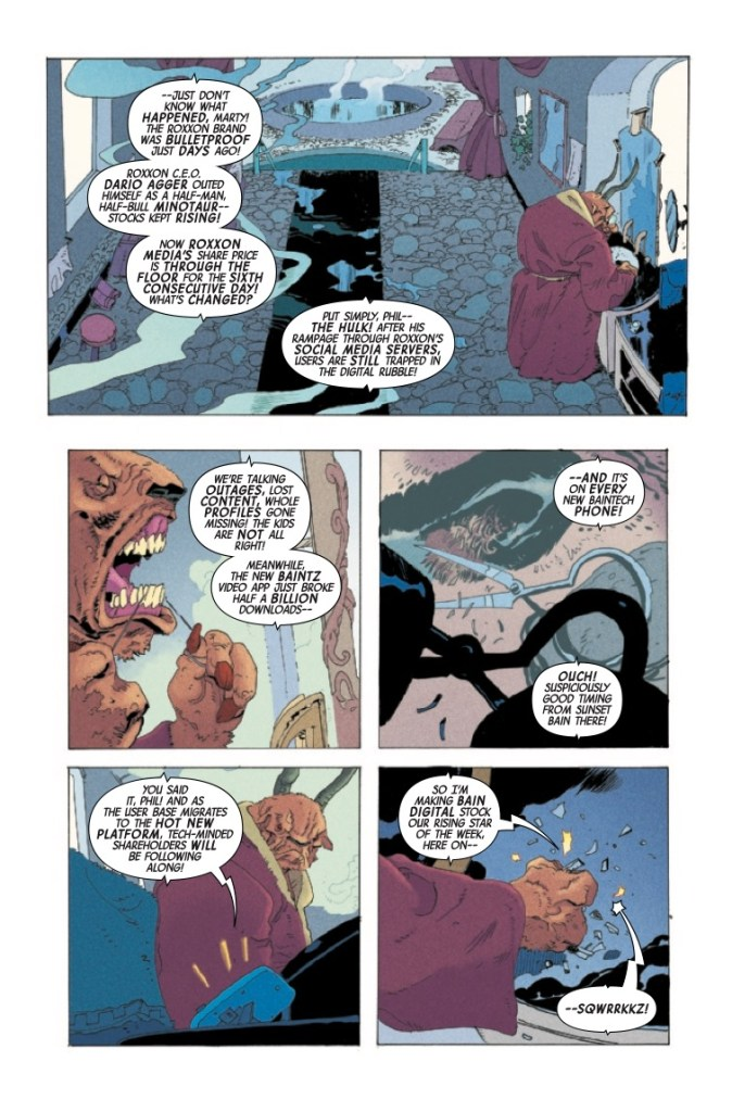 Marvel Preview: The Immortal Hulk #28
