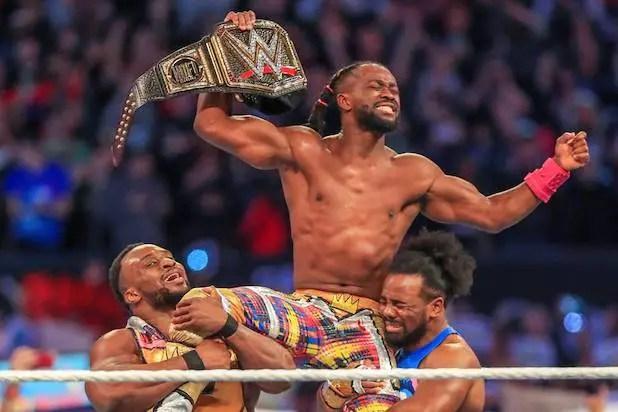 Ranking WWE's world champions of 2019: men's edition