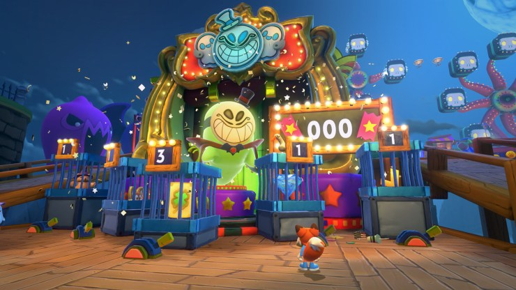 New Super Lucky's Tale Nintendo Switch review