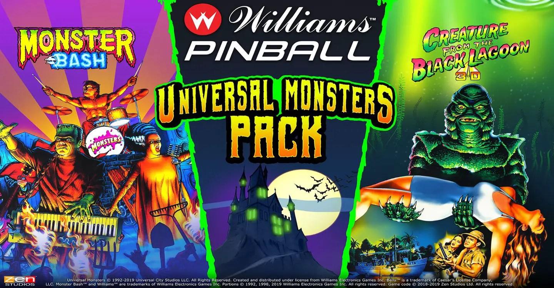 Pinball FX3 Universal Monsters Pinball Pack Review