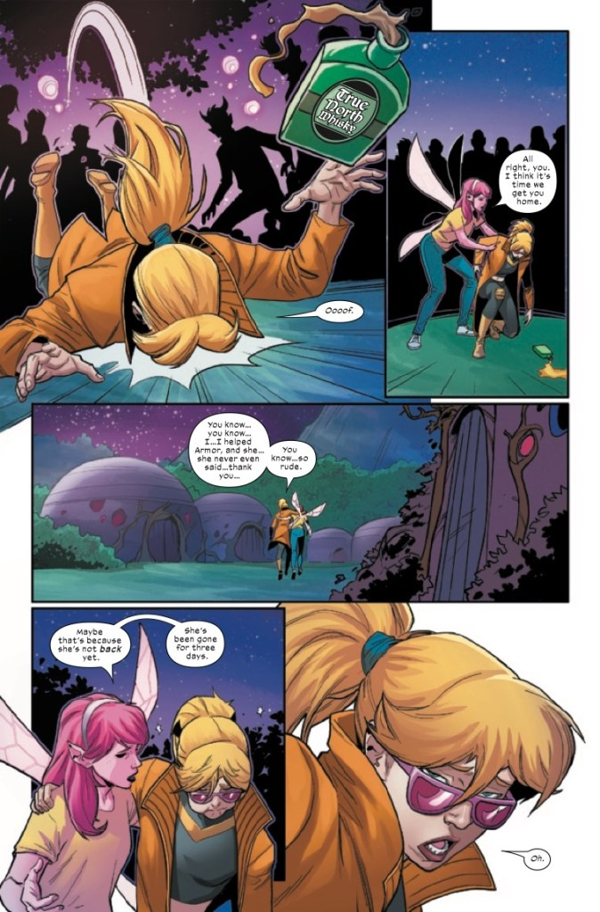 Marvel Preview: New Mutants #4
