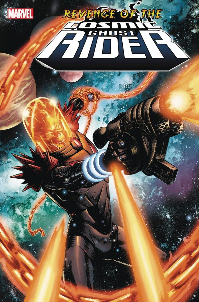 EXCLUSIVE Marvel Preview: Revenge Of The Cosmic Ghost Rider #1