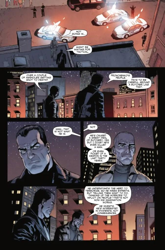 Marvel Preview: Punisher: Soviet #2