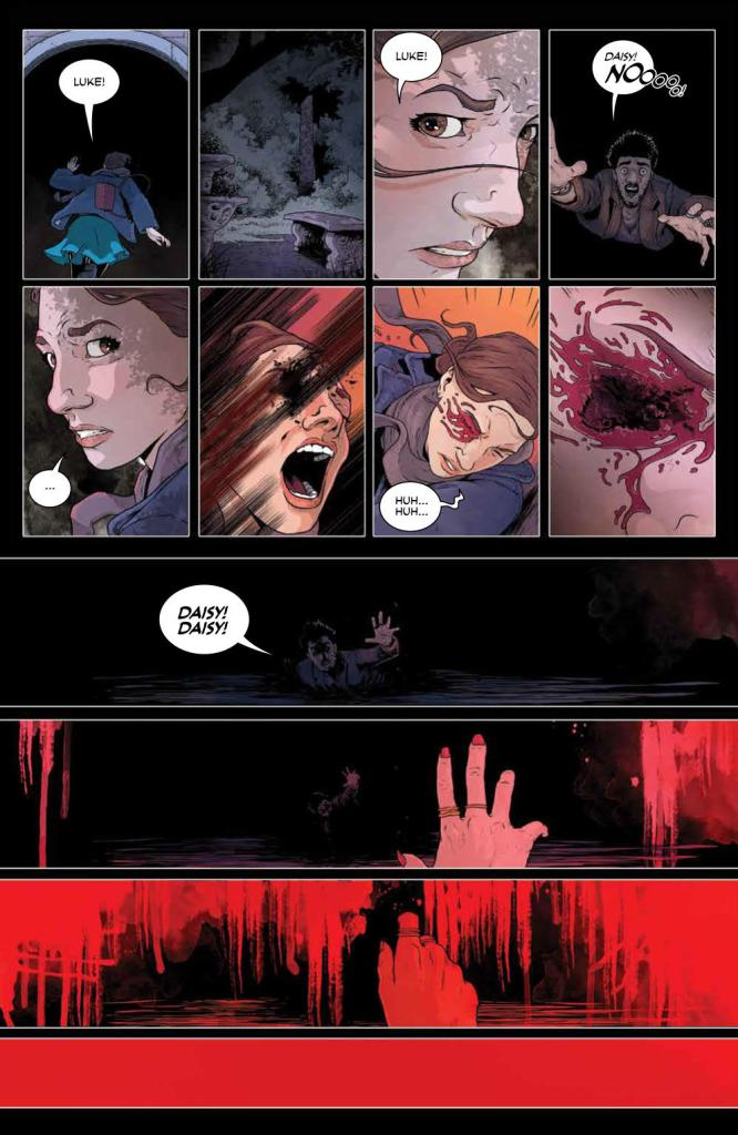 The Red Mother #1 Review