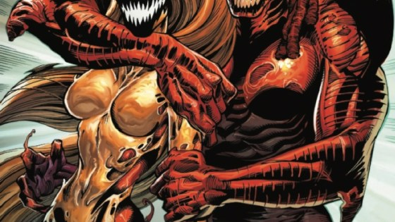 In Carnage's wake, a darkness has formed in the waters surrounding New York -something evil that beckons the Scream symbiote with a siren song…