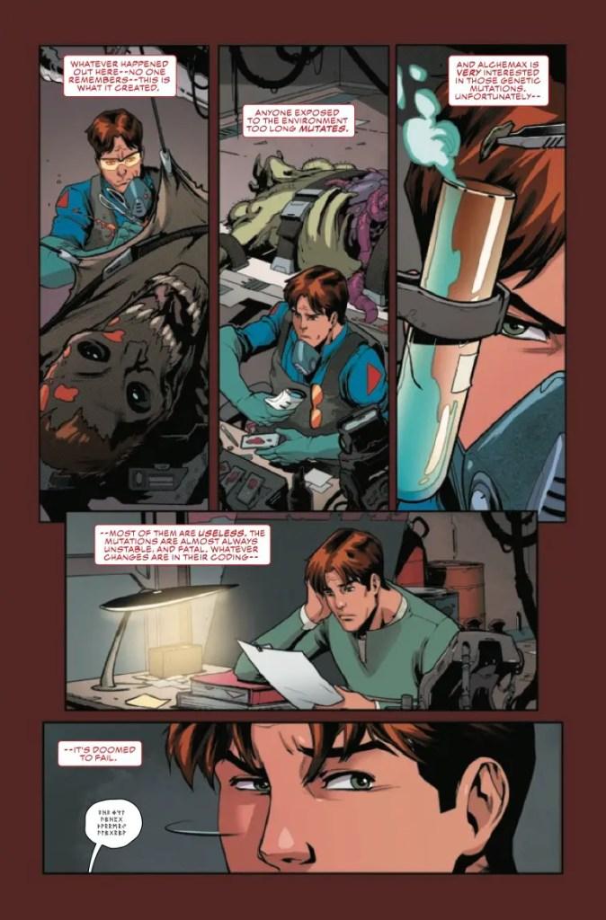 Marvel Preview: Spider-Man 2099 #1